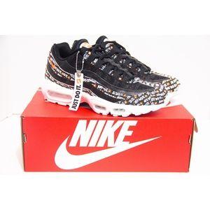 Nike Air Max 95 JUST DO IT Men Size 9.5 AV6246 001